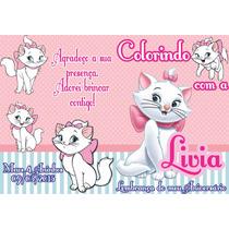 Kit Revista Colorir Personalizado - 30 Unidades 15x21 Cm
