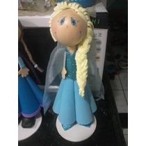 Boneca Elsa E Ana De Eva 3d