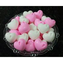 100 Mini Sabonetes De Coração - Lembrancinhas - Sabonetinhos