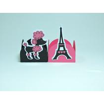 Forminhas Doces Personalizadas - Paris