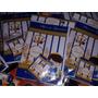 20 Kits Revistinhas De Colorir + Giz De Cera Personalizados