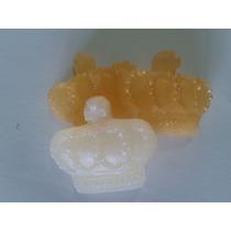 Sabonete Artesanal Mini Coroa Kit Com 50 Unidades
