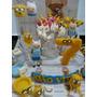 Kit Festa Infantil Personalizado Biscuit (kit Aniversário)