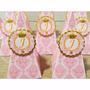 20 Cone Piramide 20 Caixa Bala Personalizados Tema Princesa