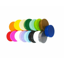 Latinha Mint To Be Colorida Plastico *lembrancinha 50 Unid