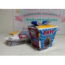 Caixa Milk (de Leite) , Sushi, Bala, Tubete, Personalizados