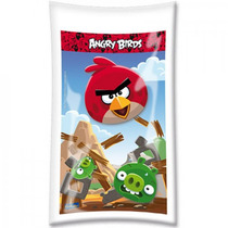 Sacola Surpresa Festa De Aniversário Red Angry Birds 8uni