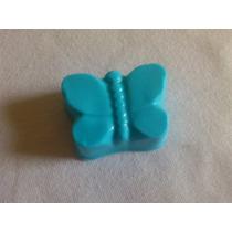 Sabonete Artesanal Mini Borboletinha Pacote Com 100 Unidades