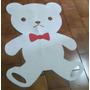 Urso Em Eva Para Decoração