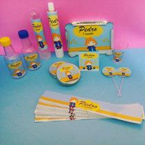 Kit Festa Infantil Personalizado Pequeno Principe- 330 Itens