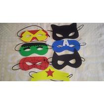 Mascaras Vingadores Em Eva Com 35