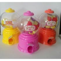 Baleiro Cofre Candy Machine 15 Cm Kit 20 Unidades