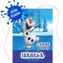 100 Mochilinhas Sacolinha Personalizadas Frozen Frete Grátis
