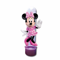 Tubete Personalizado 3 D Minnie Rosa