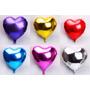 Balão Coração (12cm) - Pacote Com 20