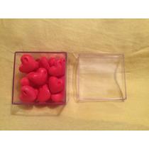 400 Mini Sabonetes Artesanais Corações