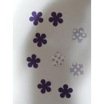 100 Flores 2cm Scrapbook Apenas 9,99