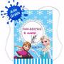 50 Mochilinhas Bolsinhas Sacolinhas Personalizadas Frozen