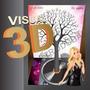 Aniversário 15 Anos Lembrancinha Árvore Digitais 3d Novidade