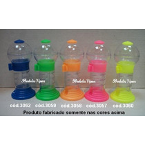 Mini Baleiro Gira - Tipo Candy Machine Lançamento Exclusivo