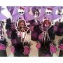 5 Enfeite De Mesa Monster High