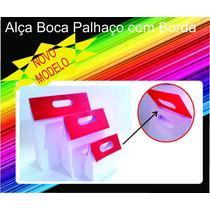Sacola-papel - Boca Palhaço 14x18 - 100 Un