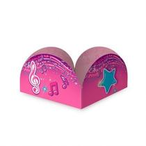 Porta Forminha Para Doces Barbie Princesa Pop Star - 50unid.