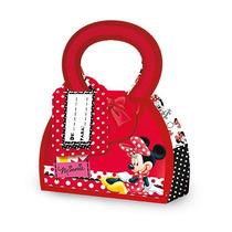 8 Caixa Surpresa Festa Aniversário Minnie Vermelha Lembrança