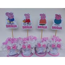 15 Lembrancinha Em Eva Peppa Pig,pocoyo,princesa...