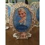 Centro De Mesa Elsa 10 Peças Lembrancinha Frozen