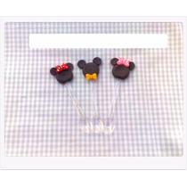 Colherzinha Minie E Mickey Biscuit Kit 50