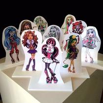 Display De Mesa Monster High 20cm Altura Festa Aniversário