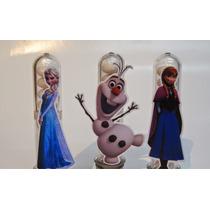 Tubete 3d Frozen, Peppa, Mickey, Vários Temas **promocão**