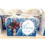 10 Maletinhas Frozen Papel,lembrancinhas Aniversários,luxo