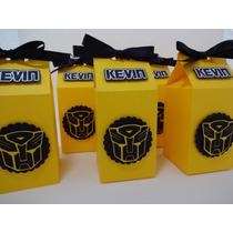 10 Caixa Milk Personalizada Em Scrap - Festa Infantil