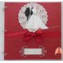 Livro De Assinaturas Casamento Com Caixa Coordenada