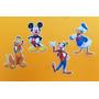 Recortes Apliques Turma Do Mickey 50 Unidades - Frete Gratis