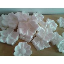 Sabonete Artesanal Mini Florzinha Pacote Com 50 Unidades