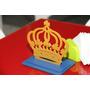 Lembrancinha Ou Centro De Mesa Para Aniversário Coroa De Rei