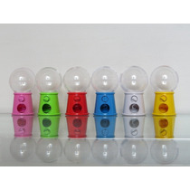 Baleiro Candy Machine 07cm - Kit 50 Unidades Menor Preço!!!