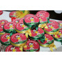 Kit Festa Personalizada:50 Tubetes+50 Latinhas+50 Marmitinha