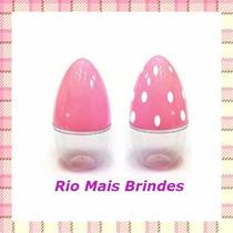 50 Ovos Acrílico Lembrancinha Galinha Pintadinha Fazendinha