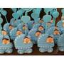 190 Lembrancinhas Carrinho De Bebê Em Biscuit