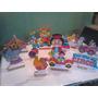 Circo Cenário De Mesa,10 Display,festa Infantil,mdf Mickey
