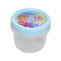 Pote Rosca Papinha Frozen 300ml Azul Infantil Personalizado