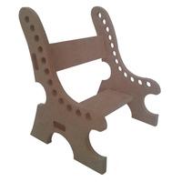 Lembrancinha Cadeira Porta Lápis Mdf Cru - Kit 10 Unidades