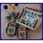 Kit Festa Infantil Personalizado 90 Itens Qq Tema + Brinde