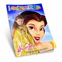 30 Revistas De Colorir Personalizadas 15 X 21 Cm