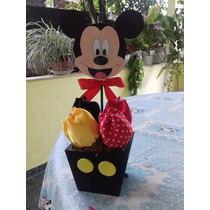 Centro Mesa, Mickey E Minnie C/50