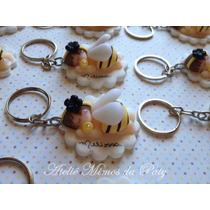 70 Lembrancinhas Maternidade/chá De Bebê Em Biscuit Imã